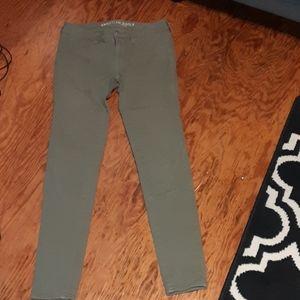American Eagle Jean's size 4